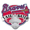 Atlanta Braves MLB Tailgater Hitch Cover