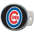 Chicago Cubs MLB Oval Hitch Cover
