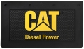 "Caterpillar CAT Diesel Power 24"" x 14"" Semi Truck Mud Flaps/Splash Guards-Pair"
