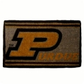 "Purdue Boilermakers NCAA 18"" x 30"" Welcome Mat"