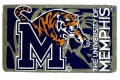 Memphis Tigers NCAA Welcome Mat