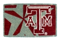 Texas A&M Aggies NCAA Welcome Mat