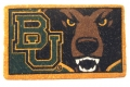 Baylor Bears NCAA Welcome Mat