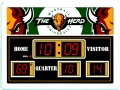Marshall Thundering Herd NCAA LED Game Room Scoreboard