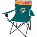 Miami Dolphins NFL Broadband Quad Tailgate Chair