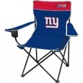 New York Giants NFL Broadband Quad Tailgate Chair