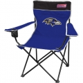Baltimore Ravens NFL Broadband Quad Tailgate Chair