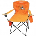 Cleveland Browns NFL Cooler Quad Tailgate Chair