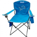 Detroit Lions NFL Cooler Quad Tailgate Chair