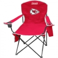Kansas City Chiefs NFL Cooler Quad Tailgate Chair
