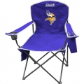 Minnesota Vikings NFL Cooler Quad Tailgate Chair