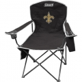 New Orleans Saints NFL Cooler Quad Tailgate Chair