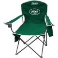 New York Jets NFL Cooler Quad Tailgate Chair