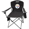 Pittsburgh Steelers NFL Cooler Quad Tailgate Chair