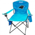 Carolina Panthers NFL Cooler Quad Tailgate Chair
