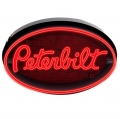 Peterbilt Motors LED Hitch Cover Brake Light w/ LED Accent Light