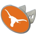 Texas Longhorns Oval Hitch Cover