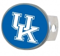Kentucky Wildcats Oval Hitch Cover
