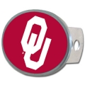 Oklahoma Sooners Oval Hitch Cover