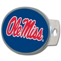 Ole Miss Rebels Oval Hitch Cover