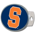 Syracuse Orangemen Oval Hitch Cover