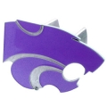 Kansas State Wildcats NCAA Logo Style Hitch Cover