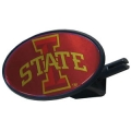 Iowa State Cyclones Oval Hitch Cover