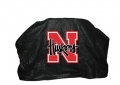 Nebraska Cornhuskers NCAA Vinyl Gas Grill Covers
