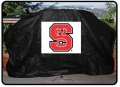 NC State Wolfpack NCAA Vinyl Gas Grill Covers
