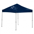 Dallas Cowboys NFL 9 x 9 Straight Leg Canopy Tent