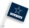Dallas Cowboys NFL Car Flag