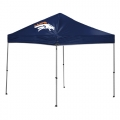 Denver Broncos NFL 9 x 9 Straight Leg Canopy Tailgating Tent