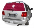"Indiana Hoosiers NCAA Logo Glass Tatz """"Rearz"""" Back Windshield Graphic/Decal"