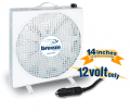 Fan-Tastic Vent 12 Volt Endless Breeze Powerful Fan