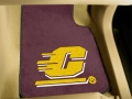 Central Michigan Chippewas 2pc Car Floor Mats