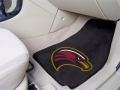 Louisiana Monroe Warhawks 2pc Car Mats