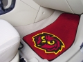 Temple Owls Universal 2pc Car Floor Mats
