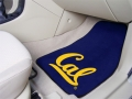 Cal Berkeley Golden Bears Universal 2pc Car Floor Mats