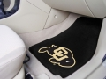 Colorado Buffaloes Universal 2pc Car Floor Mats