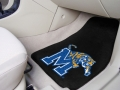 University of Memphis Tigers Universal 2pc Car Floor Mats