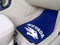 University of Nevada Wolf Pack Universal 2pc Car Floor Mats