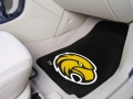 Southern Mississippi Golden Eagles Universal 2pc Car Floor Mats