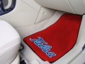 Tulsa Golden Hurricanes Universal 2pc Car Floor Mats