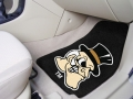Wake Forest Demon Deacons Universal 2pc Car Floor Mats
