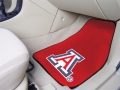Arizona Wildcats 2pc Car/SUV/Truck Floor Mats