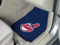 Cleveland Indians MLB Universal 2pc Car/SUV/Truck Floor Mats