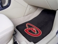 Arizona Diamondbacks MLB Universal 2pc Car Floor Mats