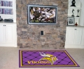 Minnesota Vikings NFL Area House Rugs