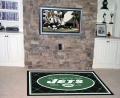 New York Jets NFL Area House Rugs