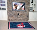 Cleveland Indians MLB Area House Rugs